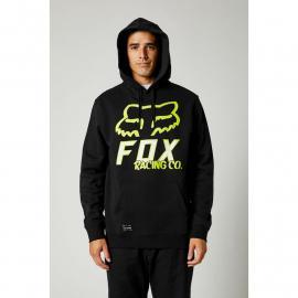 Fox Hightail Pullover Fleece Black 2021