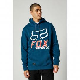 Fox Hightail Pullover Fleece Indigo 2021