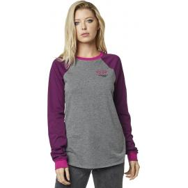 Fox Larsson Ls Top Grey