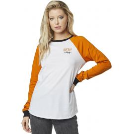 Fox Larsson Ls Top White