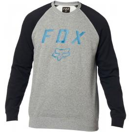 Fox Legacy Crew Fleece Black/Grey 2020