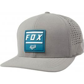 Fox Listless Flexfit Hat Pewter 2020
