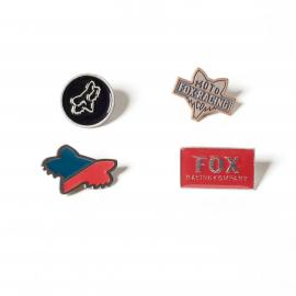 Fox Pin Pack 2019