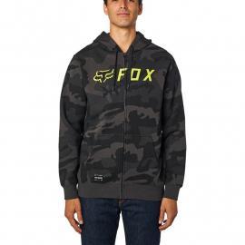 Fox Racing Apex Camo Zip Fleece Black Camo 2020