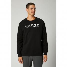 Fox Racing Apex Crew Fleece Black/White 2020