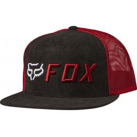 Fox Racing Apex Snapback Hat Black 2020