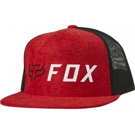 Fox Racing Apex Snapback Hat  Chili 2020