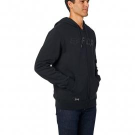 Fox Racing Apex Zip Fleece Black/Black 2020