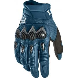 Fox Racing BOMBER GLOVE Blue / Steel 2020