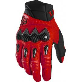 Fox Racing BOMBER GLOVE Flame Red 2020