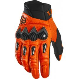 Fox Racing BOMBER GLOVE Flo Orange 2020