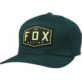 Fox Racing Crest Flexfit Hat Emerald 2020