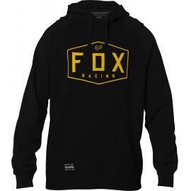 Fox Racing Crest Pullover Fleece Black 2020