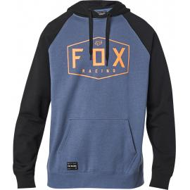 Fox Racing Crest Pullover Fleece Blue / Steel 2020