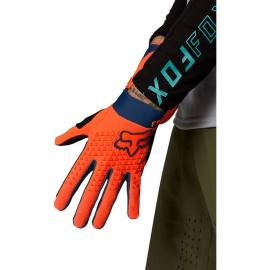 Fox Racing Defend Glove Atomic Punch 2021