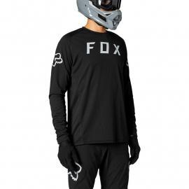 Fox Racing Defend Ls Jersey Black 2021