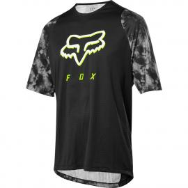 Fox Racing Defend Ss Elevated Jersey Black 2020
