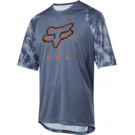 Fox Racing Defend Ss Elevated Jersey Blue / Steel 2020