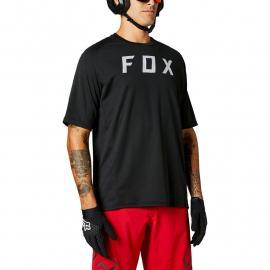 Fox Racing Defend Ss Jersey Black 2021