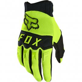 Fox Racing Dirtpaw Glove Flo Yellow 2020