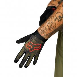 Fox Racing Flexair Ascent Glove Olive Green 2021