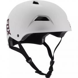 Fox Racing Flight Sport Helmet, Ce White / Black 2020