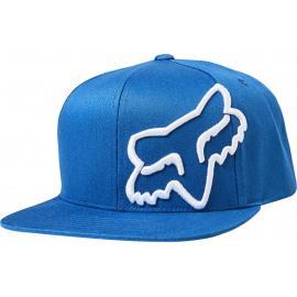 Fox Racing Headers Snapback Hat Royal Blue-White 2020