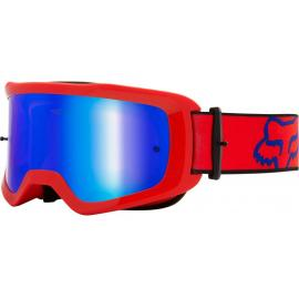 Fox Racing Main Oktiv Goggle - Spark Flo Red 2020