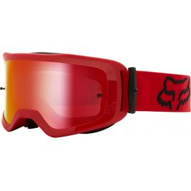 Fox Racing Main Stray Goggle - Spark Flame Red 2020