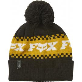 Fox Racing Overkill Beanie Black/Yellow 2020