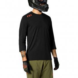 Fox Racing Ranger Dr 3/4 Jersey Black 2021