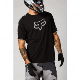 Fox Racing Ranger Dr Ss Jersey Black 2021