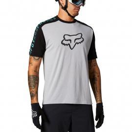 Fox Racing Ranger Dr Ss Jersey Steel Grey 2021