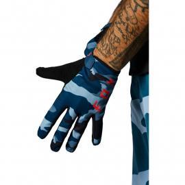 Fox Racing Ranger Glove Camo Blue Camo 2021