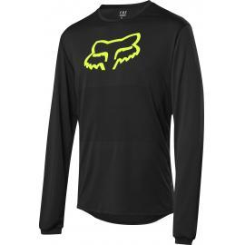 Fox Racing Ranger Ls Foxhead Jersey Black 2020