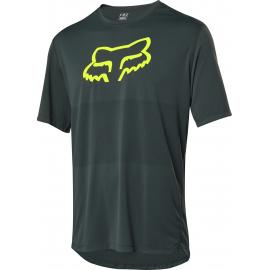 Fox Racing Ranger Ss Foxhead Jersey Emerald 2020