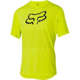 Fox Racing Ranger Ss Foxhead Jersey Flo Yellow 2020