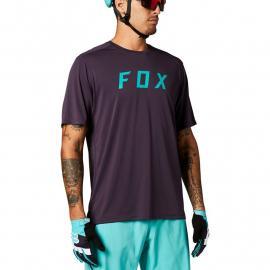 Fox Racing Ranger Ss Jersey Fox Dark Purple 2021