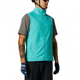 Fox Racing Ranger Wind Vest Teal 2021