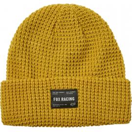 Fox Racing Reformed Beanie Mustard 2020