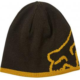 Fox Racing Streamliner Beanie Black/Yellow 2020