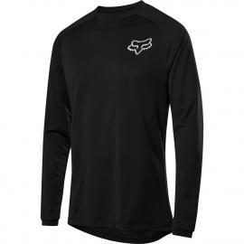 Fox Racing Tecbase Ls  Baselayer Black 2020