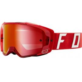 Fox Racing Vue Psycosis Goggle - Spark Flame Red 2020