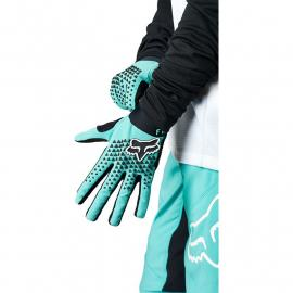 Fox Racing W Defend Glove Teal 2021