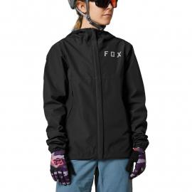 Fox Racing Womens Ranger 2.5L Water Jacket Black 2020