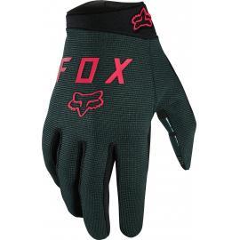 Fox Racing Womens Ranger Glove Dark Green 2020