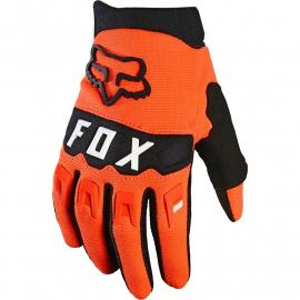 Fox Racing Youth Dirtpaw Glove Flo Orange 2020