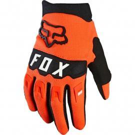 Fox Racing Youth Dirtpaw Glove Flo Orange 2020