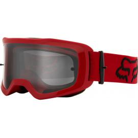 Fox Racing Youth Main Stray Goggle Flame Red 2020