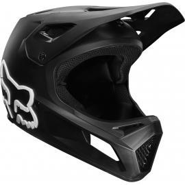 Fox Racing Youth Rampage Helmet, Ce Black/Black 2020